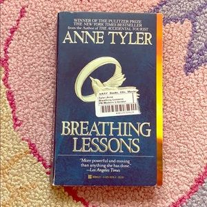 Book Breathing Lessons by Anne Tyler